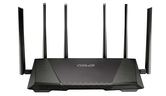 Asus RT-AC3200 Tri-Band Wireless Gigabit Router - Top Notch WiFi Router of 2018