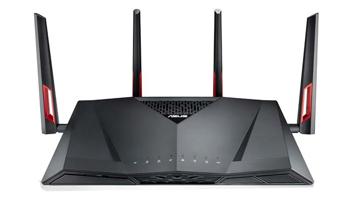 Asus RT-AC88U - Top Rated Wireless Router for 2018