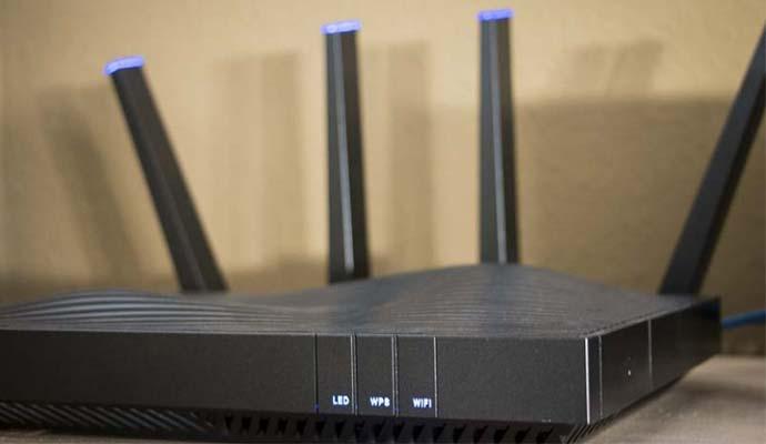 Netgear AC5300 Nighthawk X8 Tri-Band Wi-Fi Router (R8500)