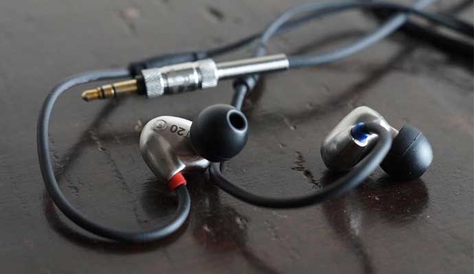 RHA T20i HiFi In Ear Headphones - The Best Earbuds of 2017