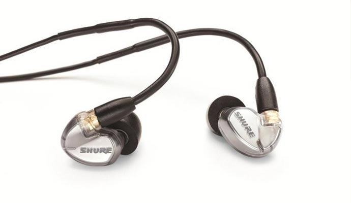 Shure SE425-V Sound Isolating Earphones