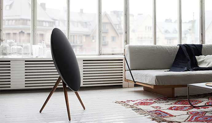 B&O BeoPlay A9 Wireless Speaker System