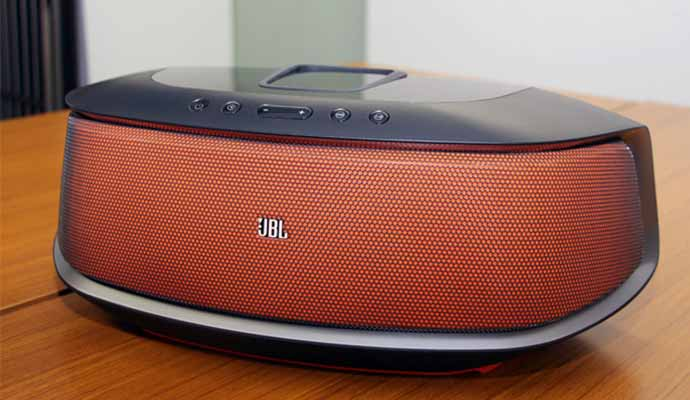 JBL OnBeat Rumble - Best Bluetooth Speakers 2017