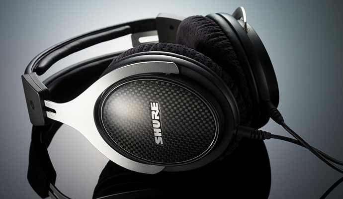 Shure SRH1540 Premium Closed-back Headphones - Best Headphones of 2018