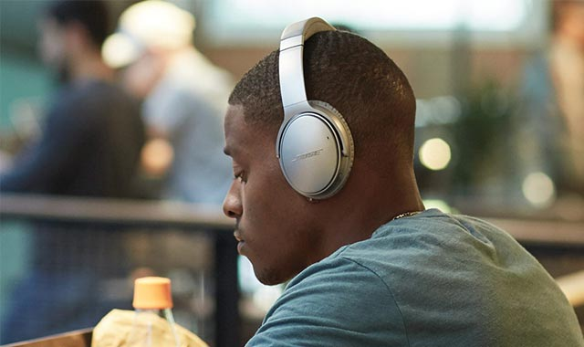 Bose QuietComfort 35 - Best Wireless Headphones with Noise-cancellation 2021