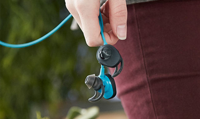 Bose SoundSport Wireless - Bluetooth earbuds for Workout for 2021