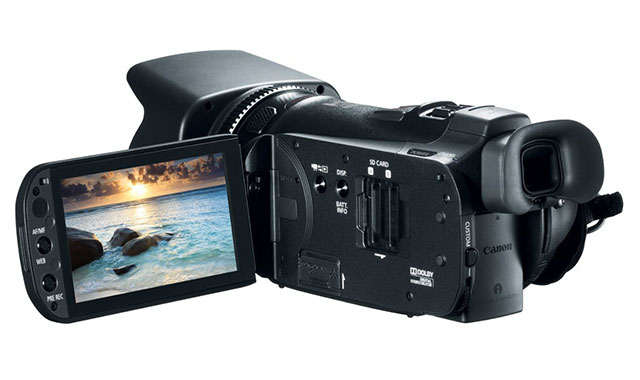 Canon Vixia HF-G20 - Top 10 Best HD Camcorders 2021