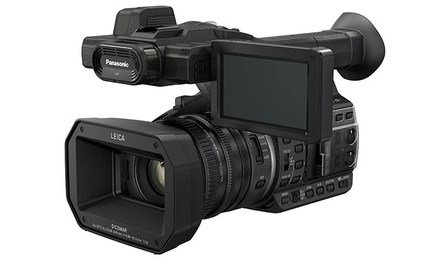 Panasonic 4K HC X1000E 20x Optical Zoom Camcorder
