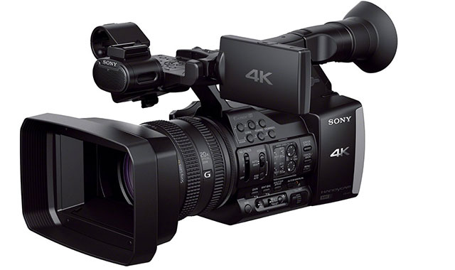 Sony FDR AX1 - Top 10 Best HD Camcorders 2020