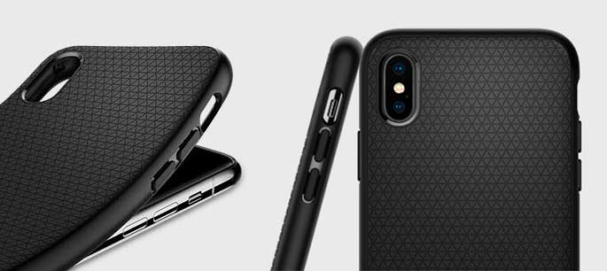 Spigen Liquid air for iPhone X - XS - XS Max