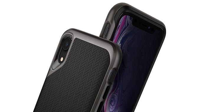 Spigen Neo Hybrid or iPhone - Best iPhone accessories of this year