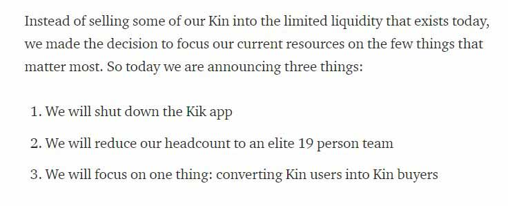 Kik shutting down - ted livingston - Top Kik app alternatives