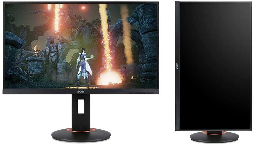 Acer XF270HU Cbmiiprzx 27 Inch Widescreen QHD Monitor