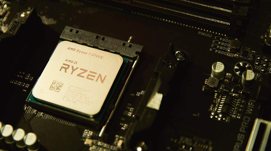 AMD Ryzen 3700X - Best CPUs for RX 5700 and RX 5700 XT