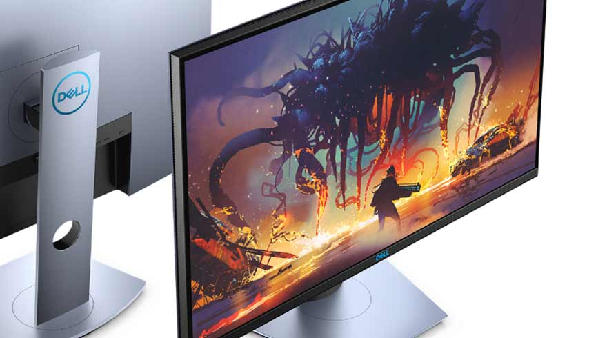 Dell S2719DGF 27 Inch QHD FreeSync Monitor for gaming