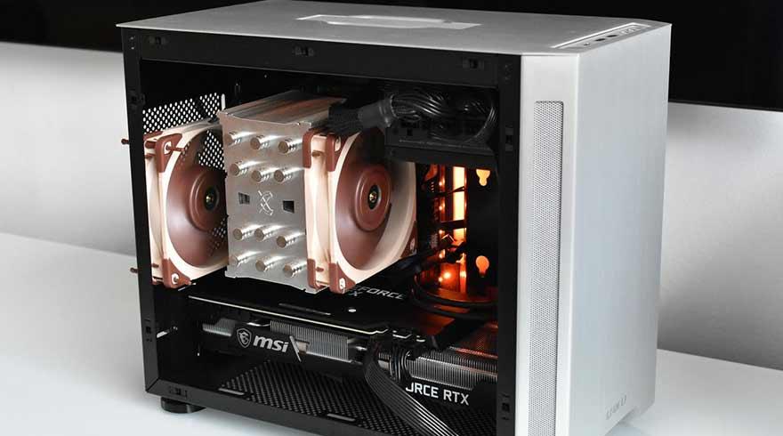 Scythe Mugen 5 Rev.B CPU Air Cooler with AMD Ryzen 5 3600x