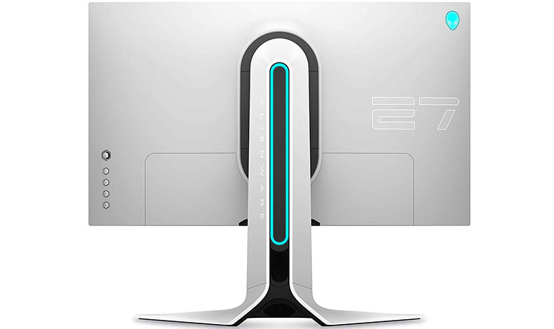 Alienware AW2721D - High Refresh Rate 240Hz Gaming Monitor - back